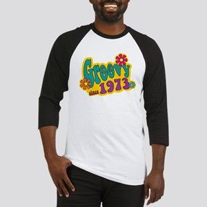Groovy Since 1973 Baseball Jersey