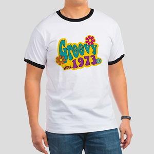 Groovy Since 1973 T-Shirt