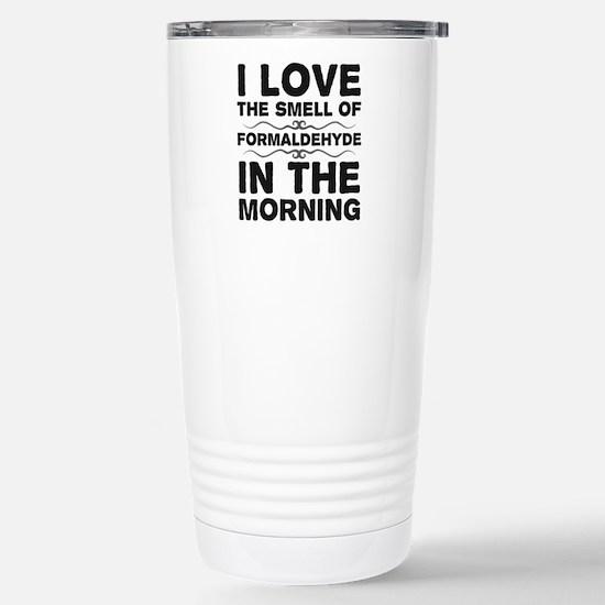 Cool Mortuary Travel Mug