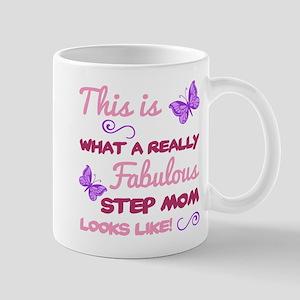 Fabulous Stepmom Mugs