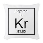 36. Krypton Woven Throw Pillow