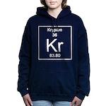 36. Krypton Women's Hooded Sweatshirt
