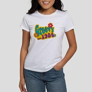 Groovy Since 1984 T-Shirt