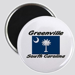 Greenville South Carolina Magnet
