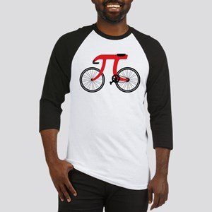bicycle shaped pI Baseball Jersey