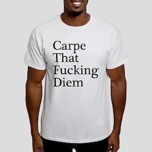 carpe diem humor T-Shirt