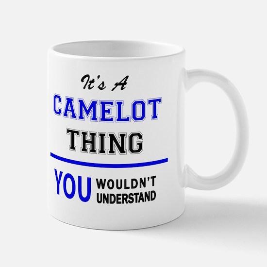 Cute Camelot Mug