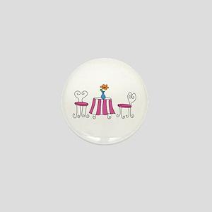 SIDEWALK CAFE Mini Button