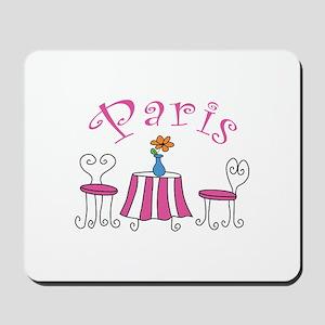 Paris Mousepad