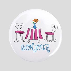 """Bonjour 3.5"""" Button"""