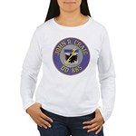 USS JOHN R. CRAIG Women's Long Sleeve T-Shirt