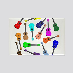 Musical Rainbow Magnets