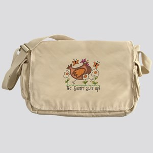 Sunny Side Up! Messenger Bag