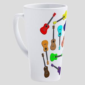 Musical Rainbow 17 oz Latte Mug