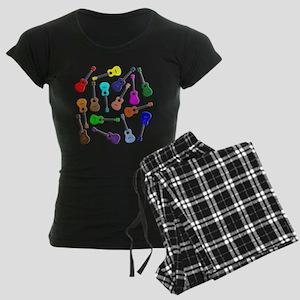 Musical Rainbow Pajamas
