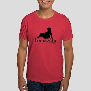 Louisville Fat Girl Dark T-Shirt
