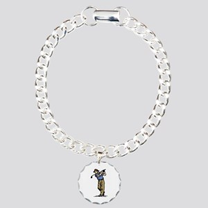 MAN GOLFER Bracelet