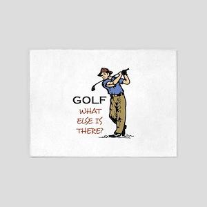 Golf 5'x7'Area Rug