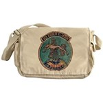 USS EVERETT F. LARSON Messenger Bag
