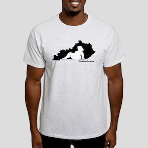Kentucky Fat Girl Light T-Shirt