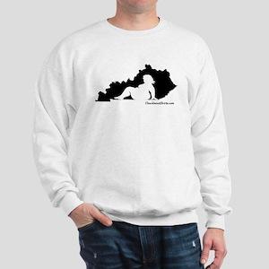 Kentucky Fat Girl Sweatshirt