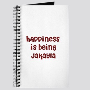 happiness is being Jakayla Journal