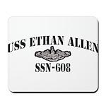 USS ETHAN ALLEN Mousepad
