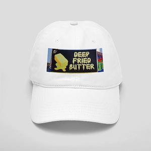 deep fried butter photo Cap