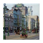 Canal Street Tile Coaster