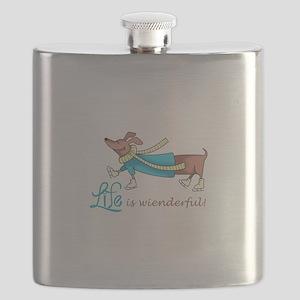 LIFE IS WIENDERFUL Flask