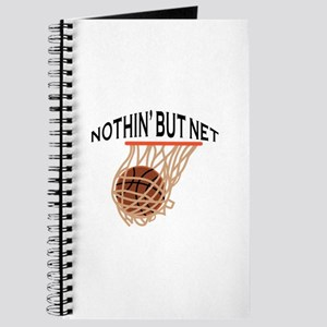 NOTHING BUT NET Journal