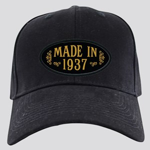 Made In 1937 Black Cap