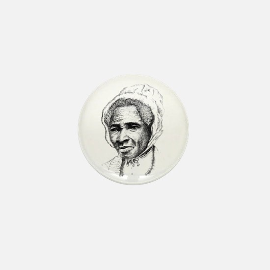 Sojourner Truth Mini Button
