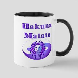 Hakuna Matata 11 oz Ceramic Mug