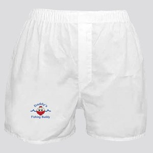 DADDYS FISHING BUDDY Boxer Shorts