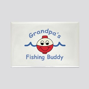 GRANDPAS FISHING BUDDY Magnets