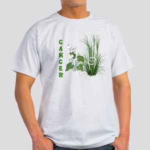 Bamboo and Lily Cancer 2 Light T-Shirt