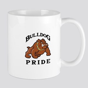 BULLDOG PRIDE Mugs
