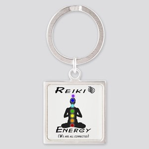 Reiki Energy All Connected Keychains