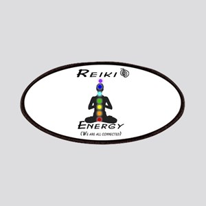 Reiki Energy All Connected Patches