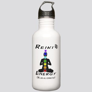 Reiki Energy all connected Water Bottle