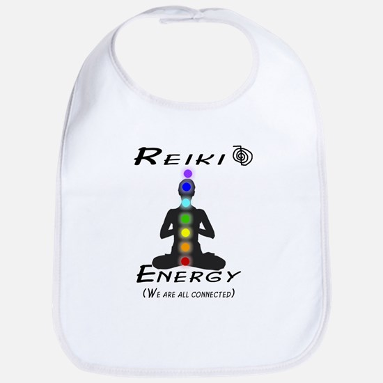 Reiki Energy all connected Bib