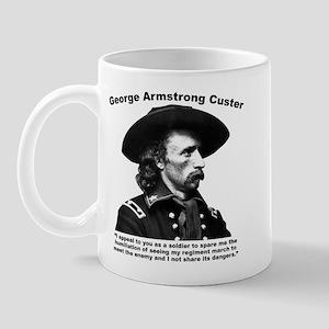 Custer: Humiliation Mug