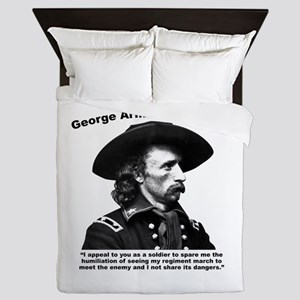 Custer: Humiliation Queen Duvet