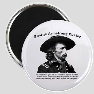 Custer: Humiliation Magnet
