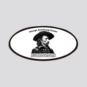 Custer: Humiliation Patches