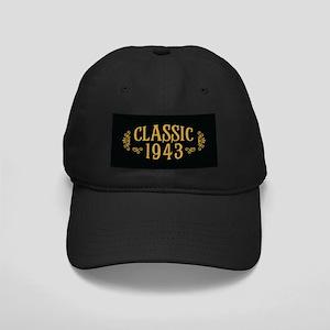 Classic 1943 Black Cap