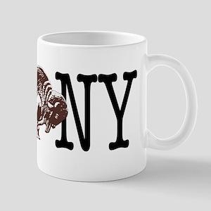 Love Buffalo Mug