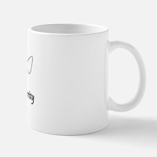 Evolution of Authority Mug