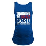 Training To Maternity Tank Top
